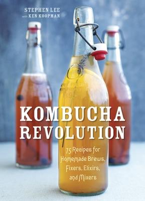 Kombucha Revolution Cover