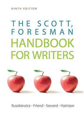 The Scott, Foresman Handbook for Writers Cover Image