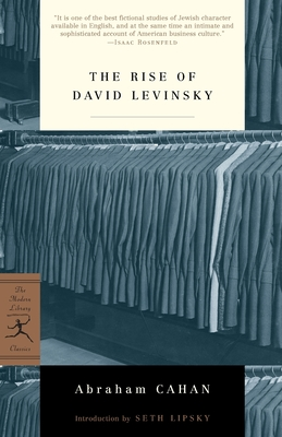 The Rise of David Levinsky Cover