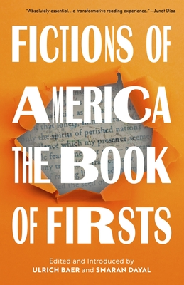 Fictions of America: The Book of Firsts Cover Image