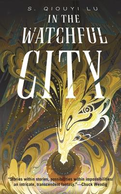 In the Watchful City Cover Image