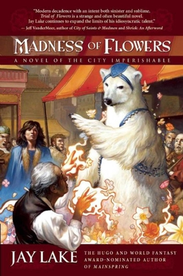 Madness of Flowers Cover