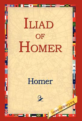 Iliad of Homer Cover Image