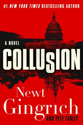 Collusion: A Novel (Mayberry and Garrett #1) Cover Image