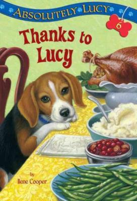 Absolutely Lucy #6: Thanks to Lucy Cover Image