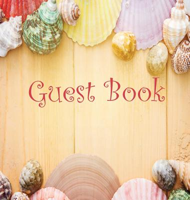 Guest Book, Visitors Book, Guests Comments, Vacation Home Guest Book, Beach House Guest Book, Comments Book, Visitor Book, Nautical Guest Book, Holida Cover Image