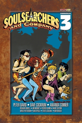 Soulsearchers and Company Omnibus 3 cover