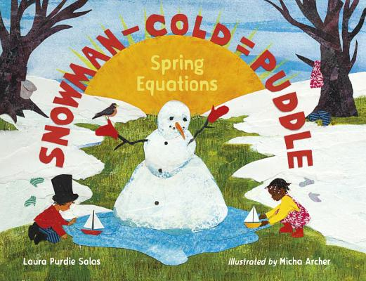 Cover for Snowman - Cold = Puddle