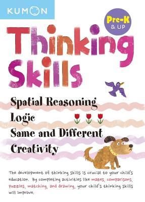 Thinking Skills Pre-K (Tswk) Cover Image