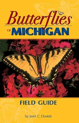 Butterflies of Michigan Field Guide (Butterfly Field Guides) Cover Image