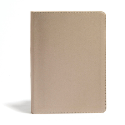 CSB She Reads Truth Bible, Champagne Gold LeatherTouch, Indexed: Notetaking Space, Devotionals, Reading Plans, Easy-to-Read Font Cover Image