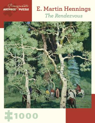 E. Martin Hennings: The Rendezvous 1,000-Piece Jigsaw Puzzle Cover Image