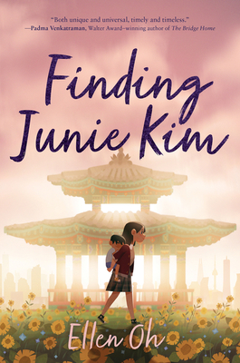 Finding Junie Kim Cover Image
