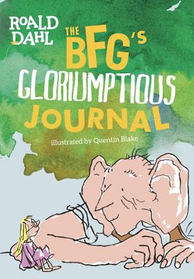 The BFG's Gloriumptious Journal Cover Image