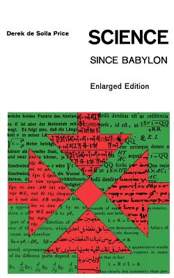 Cover for Science Since Babylon