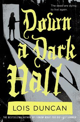 Down a Dark Hall Cover Image