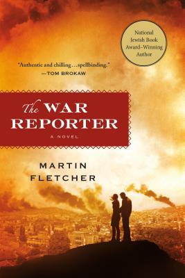 The War Reporter: A Novel Cover Image