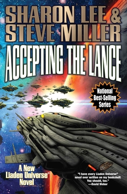 Cover for Accepting the Lance (Liaden Universe® #22)