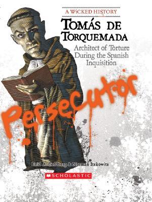 Tomas de Torquemada Cover