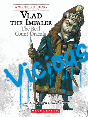 Vlad the Impaler (A Wicked History) Cover Image