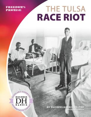 The Tulsa Race Riot Cover Image