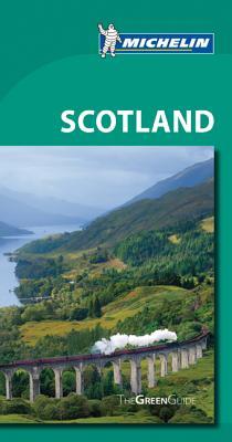 Michelin Green Guide Scotland Cover