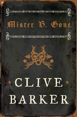 Mister B. Gone Cover