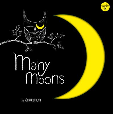 Many Moons: Learn about the Different Phases of the Moon Cover Image