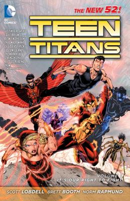 Teen Titans Vol. 1 Cover