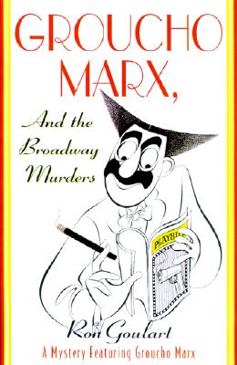Groucho Marx and the Broadway Murders Cover