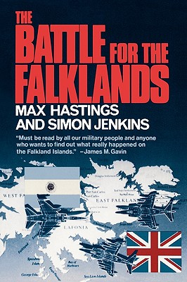 The Battle for the Falklands Cover