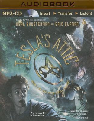Tesla's Attic (Accelerati Trilogy #1) Cover Image