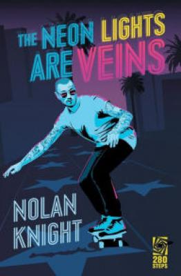 The Neon Lights Are Veins Cover Image