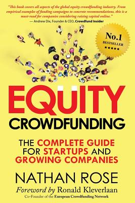 Equity Crowdfunding: The Complete Guide for Startups and Growing Companies Cover Image