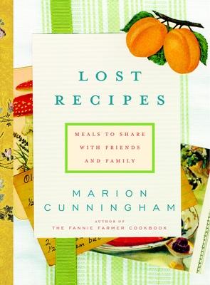 Lost Recipes Cover