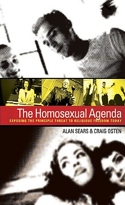 The Homosexual Agenda Cover
