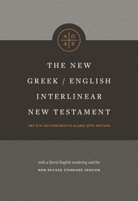 The New Greek-English Interlinear NT (Hardcover) Cover Image