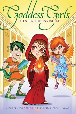 Hestia the Invisible Cover