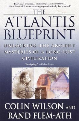 The Atlantis Blueprint Cover