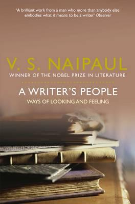 Writer's People: Ways of Looking and Feeling Cover Image