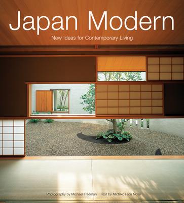 Cover for Japan Modern