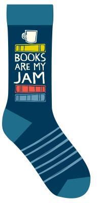 Books Are My Jam Socks Cover Image