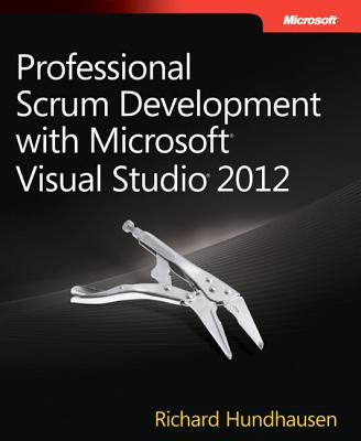 Professional Scrum Development with Microsoft Visual Studio 2012 Cover Image