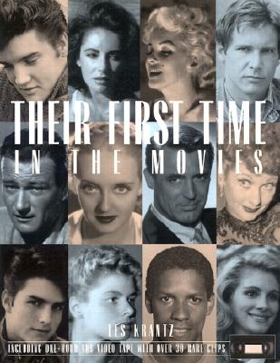 Their First Time in the Movies DVD/Video Package Cover
