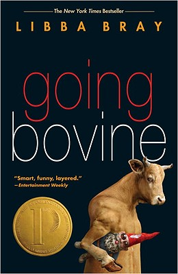 Going Bovine Cover Image