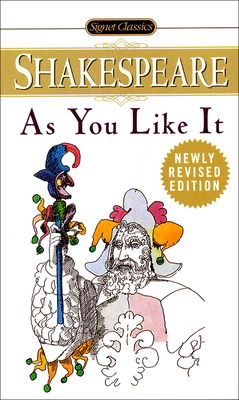 As You Like It (Signet Classics) Cover Image