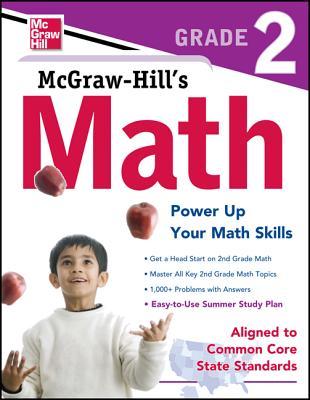 McGraw-Hill Math Grade 2 Cover Image