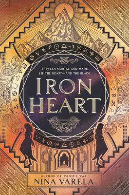 Iron Heart (Crier's War #2) Cover Image