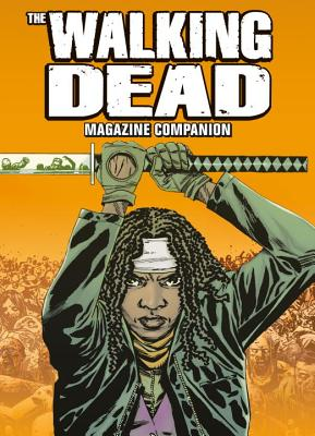 The Walking Dead Magazine Companion cover image