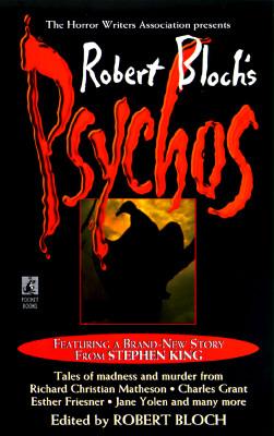 Robert Bloch's Psycho Cover Image